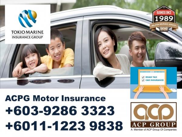 Tokio Marine Motor Insurance Cheras Malaysia