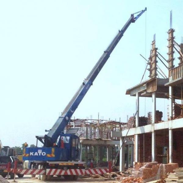 Mobile Crane Rental Malaysia : Tiek hup skylift crane service klang malaysia