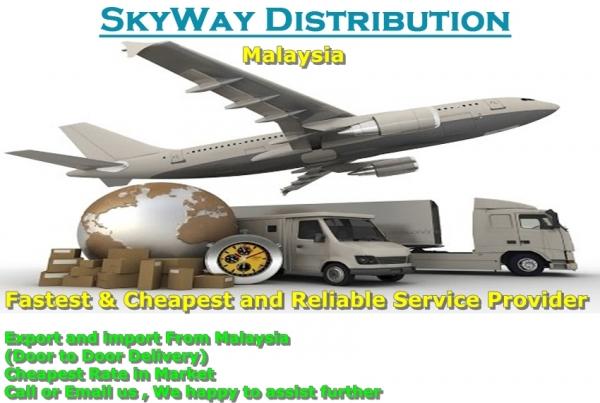 Skyway Distribution (Airfreight forwarding agent) Door to Door
