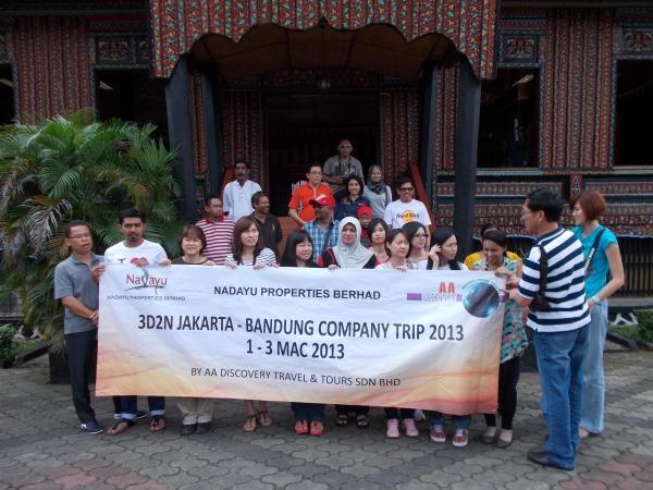 A A Travel Tours Sdn Bhd